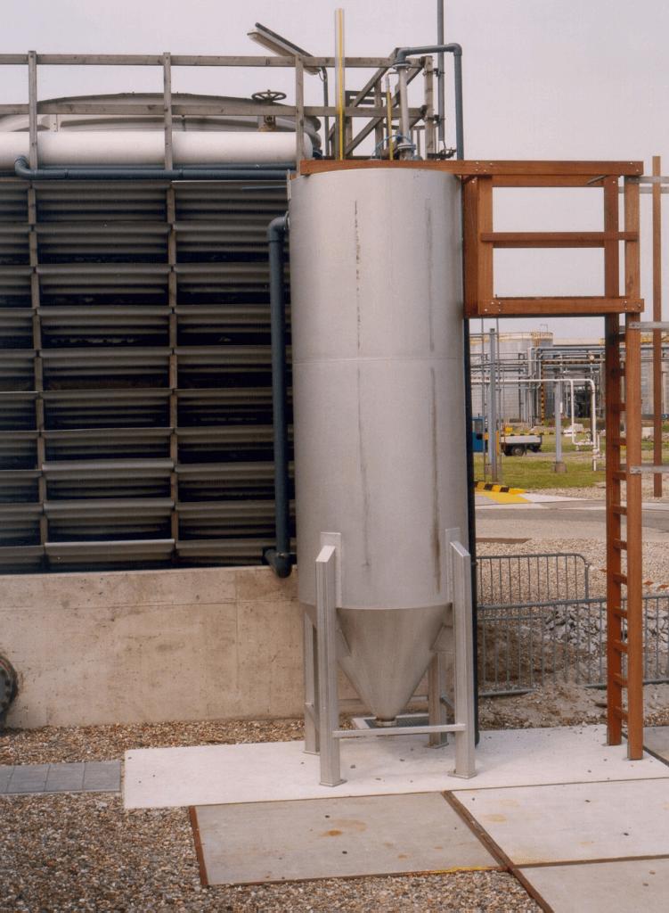 Beispiel für Bypass-Filtration
