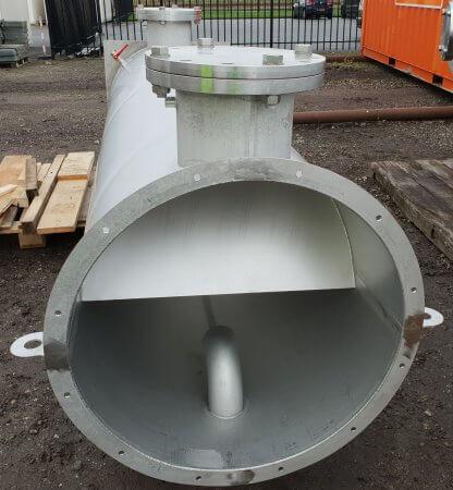 Cascade aerator example