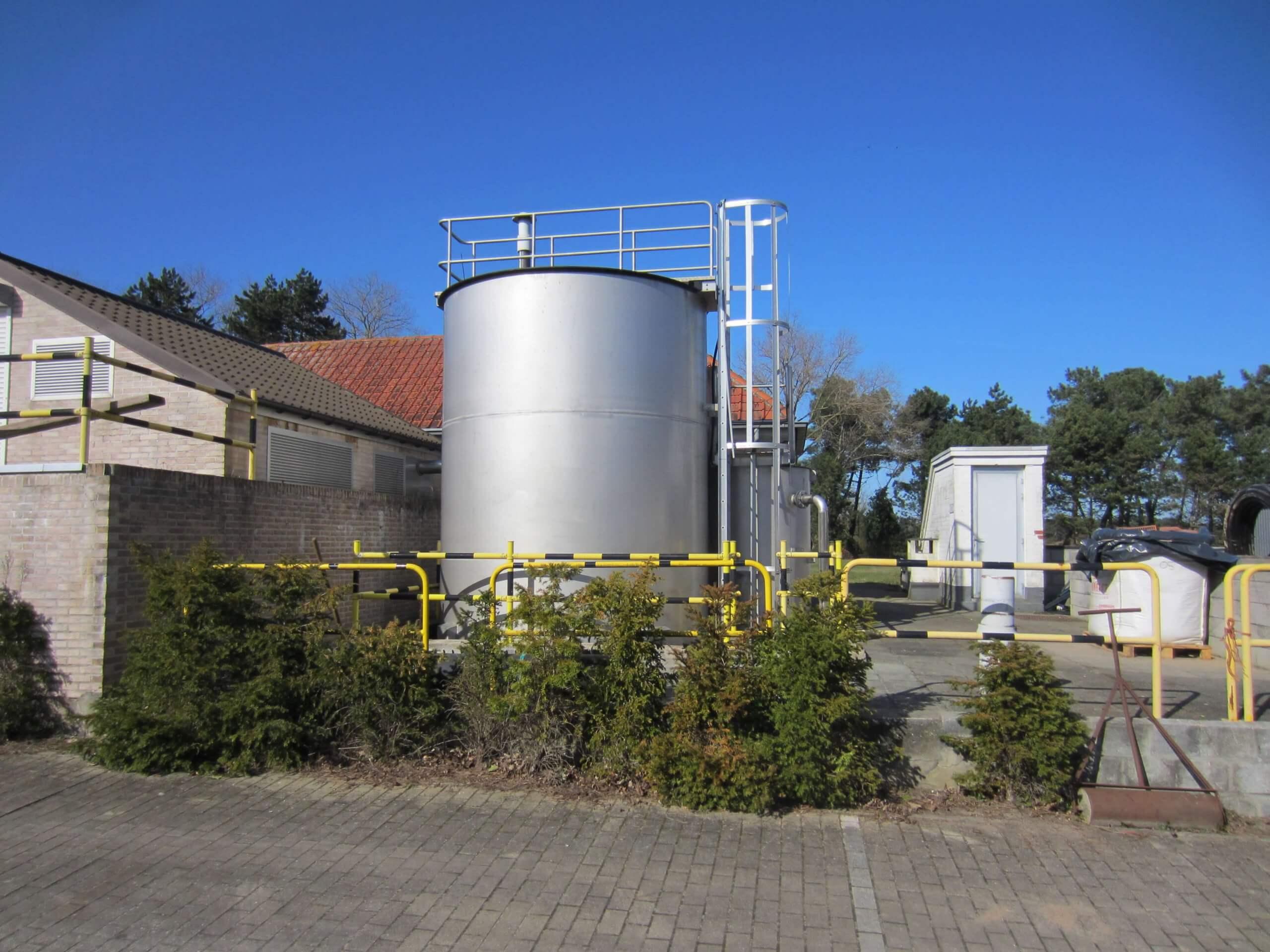 Behandeling van grondwater